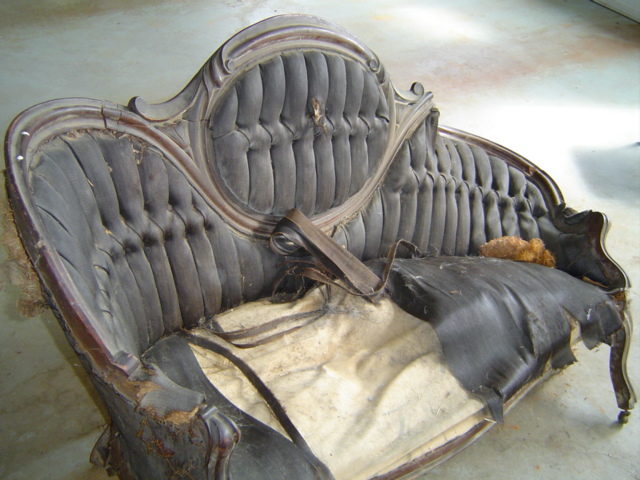 Furniture repair denver co furniture medic 303 for Rocky waters motor inn fire damage